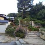 民宿 千年松 - 朝の温泉