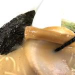 ろく月 - スペイン産豚アルティシモのバラチャーシュー