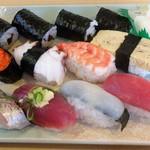 ん寿司 - にぎり寿司