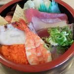 ん寿司 - ちらし寿司