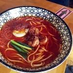 ケニーアジア - 濃厚海老スープ:プロウンミー