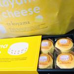 110244847 - ふわとろ食感の「小山チーズ」軽いスフレと濃厚なチーズが癖になります。