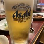 将軍 - ドリンク写真:生ビール