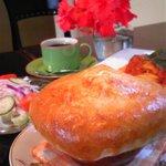 カフェ ハイビスキャット - 森のきのこスープ  (冬限定)