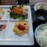 パークサイドカフェ - 朝ご飯