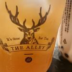 THE ALLEY - 小山緑茶は甘味無しで飲んでみたい。