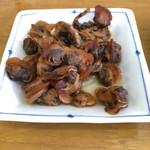 110254607 - 貝の煮物