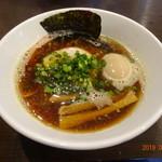 燵家製麺 - しょうゆらーめん 750円