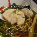 燵家製麺 - チャーシュー
