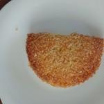 110255482 - レモンパイ。360円。ぎゅっと酸っぱいレモンパイ。おいしいけど、高い。。