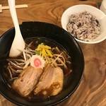 銀座 創龍 - 大江戸焦がし醤油(980円)
