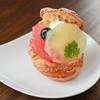 だんろの家 - 料理写真:【期間限定】レモンのクッキーシュー