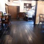 北カフェ - 店内
