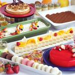 グリルキッチン ボン・ロザージュ - デザートブッフェ毎日開催!
