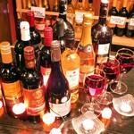 イタリアンKUROKIYA - カクテルノンアルカクテル充実の飲み放題は組み合わせ自在の全144種