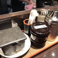 麺匠 黒春晴-調味料