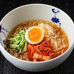 焼肉チャンピオン - 冷麺
