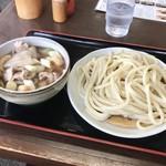 110266708 - [2019/06]肉汁うどん・並(680円)