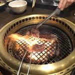 A4山形牛&焼肉食べ放題 くろべこ - ファイヤー!