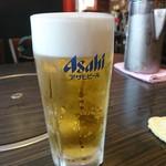 みんらく - 生ビール