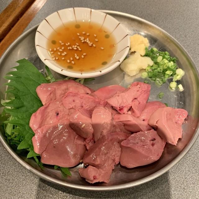 丸鶏 藤やの料理の写真
