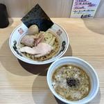 110281174 - 白湯つけ麺