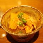 ぽんしゅや 三徳六味 - 鶏大根