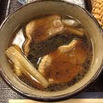 舟蕎山 - 蔵王地鴨の鴨汁