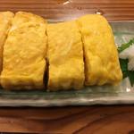 舟蕎山 - 玉子焼き