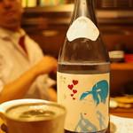 ぽんしゅや 三徳六味 - おしゅん