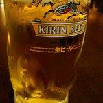 シェーキーズ - 生ビールは一番搾りの480円也