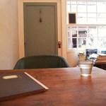 カフェ分福 - 私の席