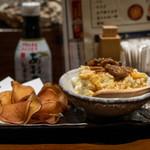三重を喰らえ 貝ばか一代 - 2019.6 自家製 貝のポテトサラダ(518円)
