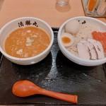清勝丸 - トマトつけ麺