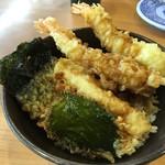 無添 くら寿司 - 料理写真:すしやの天丼