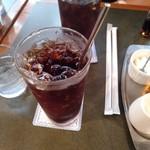 珈琲苑 - アイスコーヒー