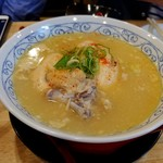 福島壱麺 - 参鶏湯