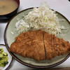 とんかつ美よし - 料理写真:とんかつ定食 600円