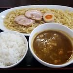 めん翔 - カレーつけ麺 (大)