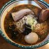 風雲児醤 - 料理写真:味噌炎醬麺 980円