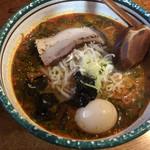 風雲児醤 - 味噌炎醬麺 980円