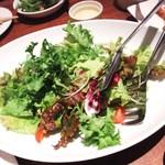 Bistro flatcafe - グリーンサラダ
