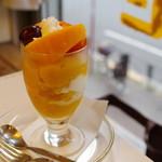 フルーツパーラーフクナガ - 料理写真:マンゴー