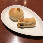 Yumekicchin - カッペリーニ(お代わり自由のパン)