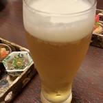 こむかい - 生ビール