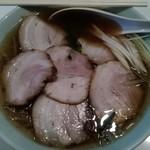 六文銭らーめん - 料理写真:
