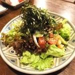 うめづ - 和風サラダ