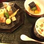 11031262 - 前菜・旬菜・むし物