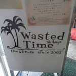 Wasted Time ~feat.楽々~ -