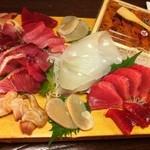 鮨 魚樹 - 刺身盛